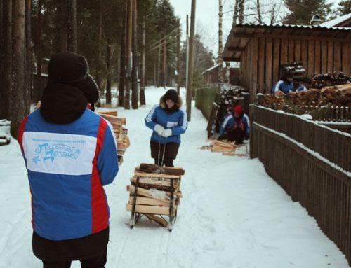 ОПД «Снеговик»: День первый. Поселок Хетово.