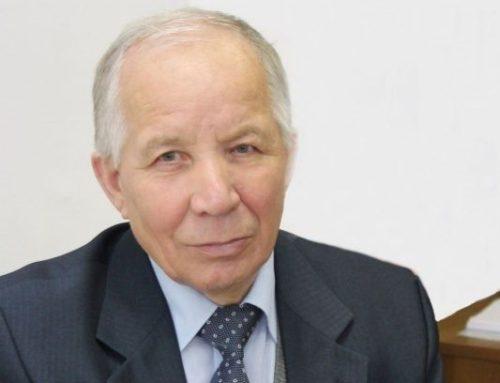 Памяти ветерана движения Отрыванова Станислава Гурьевича