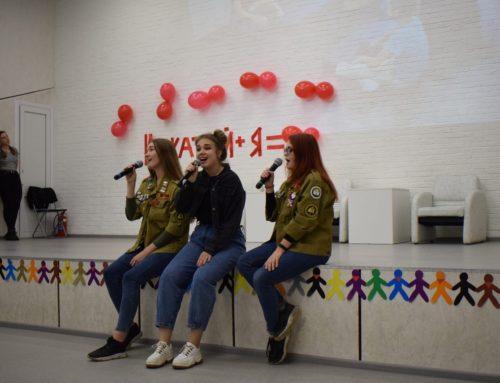 Педагогические отряды Архангельский области собрались вместе на вожатском концерте