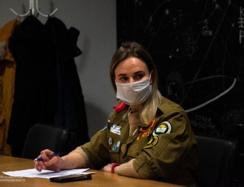 Руководители штабов обсудили агитацию и планы на март