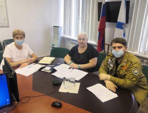 Руководители МССМО «Коллеги» встретились с представителями минздрава